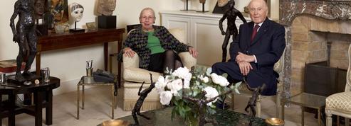 Léon et Martine Cligman, le goût de la modernité classique