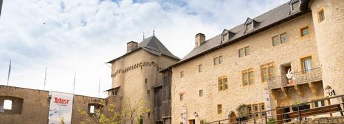 Astérix au château de Malbrouck: une histoire pleine de bruit et de fureur