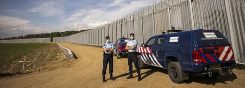 Aux frontières de l'Union sous la pression migratoire, aux côtés de Frontex