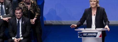 Le parti de Marine Le Pen en proie au doute avant 2022