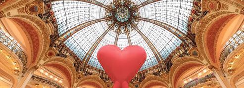Ami fait battre (à nouveau) le cœur des Galeries Lafayette