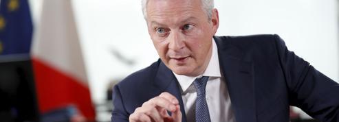 Retraites: Bruno Le Maire, le réformateur en campagne