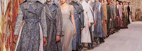 Une haute couture Dior au fil de l'histoire