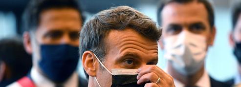 La reprise épidémique menace ànouveau le quinquennat de Macron