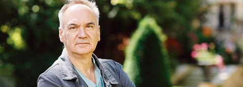 Hervé Le Tellier et Le Clézio dans «Chemins d'écrivains»