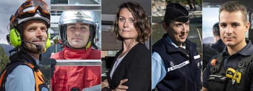 Policiers, pompiers, gendarmes: les confidences des héros du quotidien