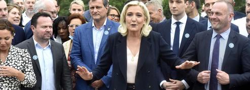 Au Rassemblement national, remous autour de la «bunkérisation» de Marine Le Pen