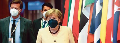Angela Merkel tente de rassurer Volodymyr Zelensky sur Nord Stream