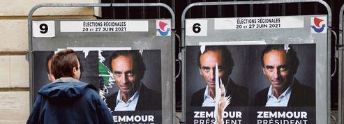 Présidentielle: LR et RN scrutent les ambitions d'Éric Zemmour