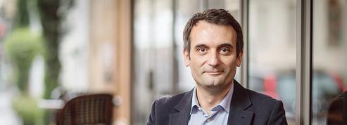 Florian Philippot: «Je suis candidat à l'élection présidentielle de 2022»