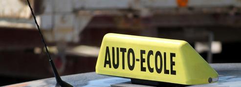 Le Covid crée des embouteillages monstres à l'examen du permis de conduire