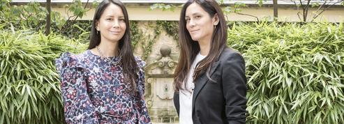 Mélanie et Amélie Huynh, serial entrepreneuses