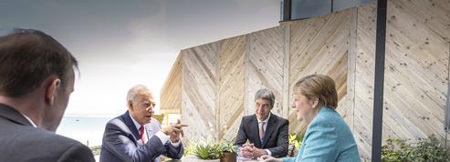 Biden reçoit Merkel pour célébrer une vieille alliance émaillée de désaccords