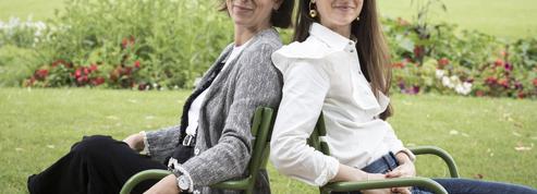 Éléonore et Adeline Guérard, une transmission qui coule de source