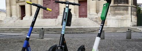 Trottinettes électriques: Paris tente de reprendre le contrôle de la situation