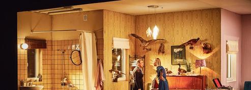 Théâtre: «une femme en pièces», le mal d'une mère