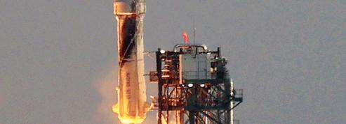 Tourisme spatial: quatre nouveaux passagers sont allés dans l'espace