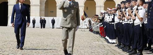 L'adieu aux armes du «soldat» Lecointre