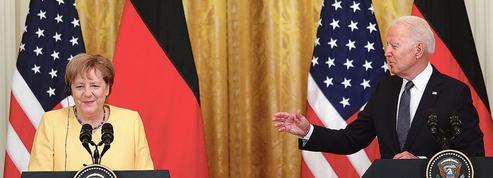 Biden ménage le gazoduc de Merkel mais irrite Moscou