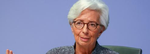 Christine Lagarde s'inquiète de l'impact du variant Delta sur la reprise économique