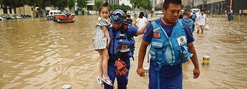 Catastrophes naturelles: «Nous faisons déjà face aux conséquences du dérèglement du climat»