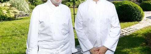 Pierre Gagnaire signe un menu proposé pour la première fois dans la maison Belle Époque de Perrier-Jouët