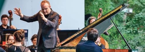 Le piano revit à La Roque-d'Anthéron