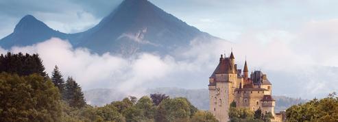 Le château de Menthon-Saint-Bernard, un roc de romantisme