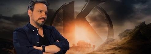 Alexandre Astier: une météorite vieille de 4,56 milliards d'années au poignet
