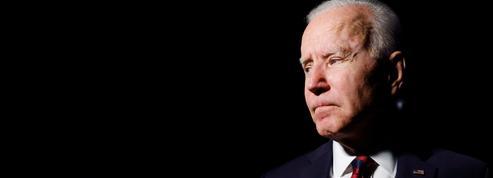 Joe Biden empêtré dans les divisions de l'Amérique