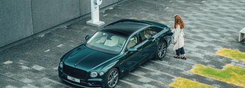 Bentley Flying Spur Hybrid, la limousine que l'on recharge