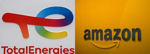 TotalEnergies et Amazon signent un accord d'aide mutuelle