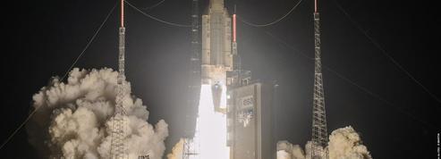 Le premier satellite reprogrammable depuis le sol mis en orbite
