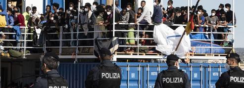 En Europe, un été sous haute pression migratoire