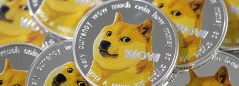 Dogecoin, la «crypto-blague» qui vaut des milliards
