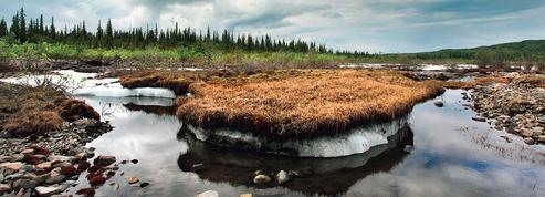 Géographie changeante et accidentée pour des sols fragilisés par le dégel