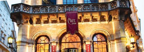 Le Café Central, à Vienne, emblème de la Mitteleuropa
