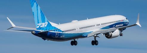 Boeing espère un feu vert de la Chine pour les vols du 737 Max