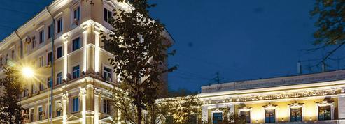 À Moscou, de la Maison dela Presse à l'Art Pub