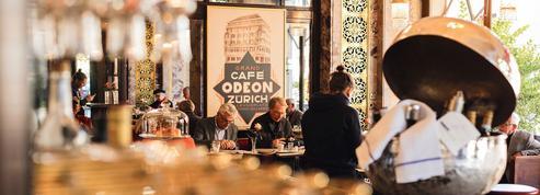 Le café Odeon à Zurich, antichambre des révolutions