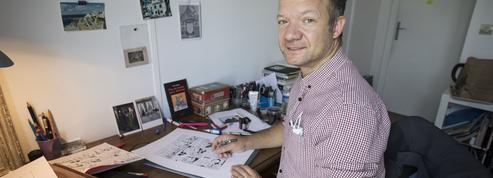 Mathieu Sapin, reporter à plein temps