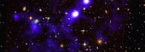 Les filaments cosmiques tournent sur eux-mêmes