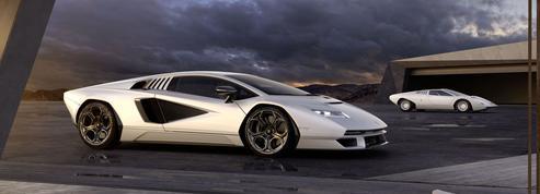 Lamborghini Countach LPI 800-4, une supercar anniversaire