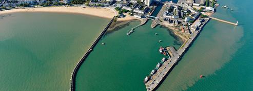 Solitaire du Figaro :à Saint-Nazaire, l'Espadon, joyau du patrimoine naval