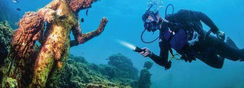 Sous les eaux du golfe de Baïes, un Pompéi sous-marin