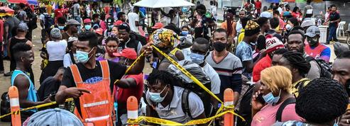 Le Panama touché parunenouvelle vague migratoire