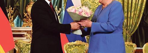 Angela Merkel à Moscou pour faire ses adieux à Poutine