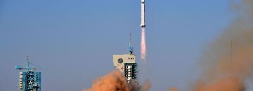 Enquête sur le mystérieux accident d'un satellite chinois