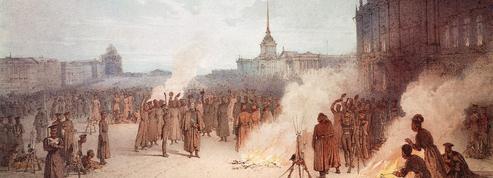 Le tsar NicolasIer freine l'industrialisation de la Russie par crainte des révoltes ouvrières