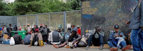 À Paris, le «village du crack» continue de pousser